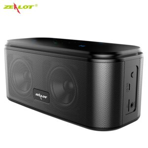 ZEALOT S25 Bluetooth Speaker 3W Portable Speakers SoundPulse