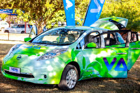 Vaya Africa Launches Zimbabwe's first Electric Taxi and Charging Network