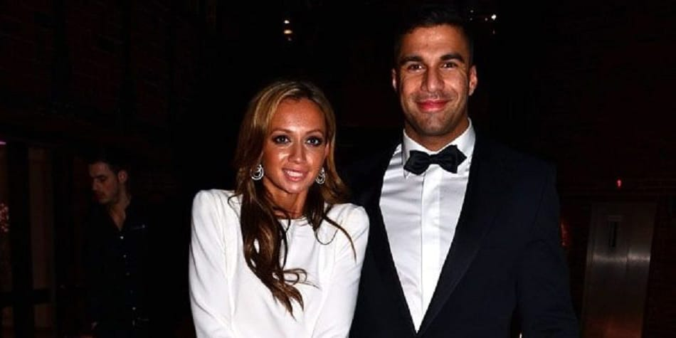 Ramtin Abdo Relationship with Kate Abdo