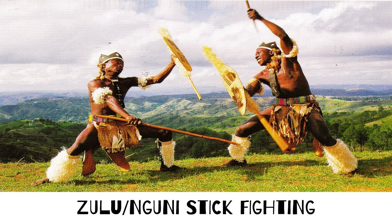 The History Of Nguni Stick Fighting