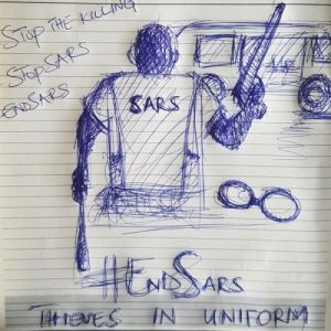 Dremo - Thieves In Uniform End SARS