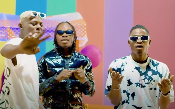 Mohbad ft Naira Marley x Lil Kesh – Ponmo Sweet (Official video)