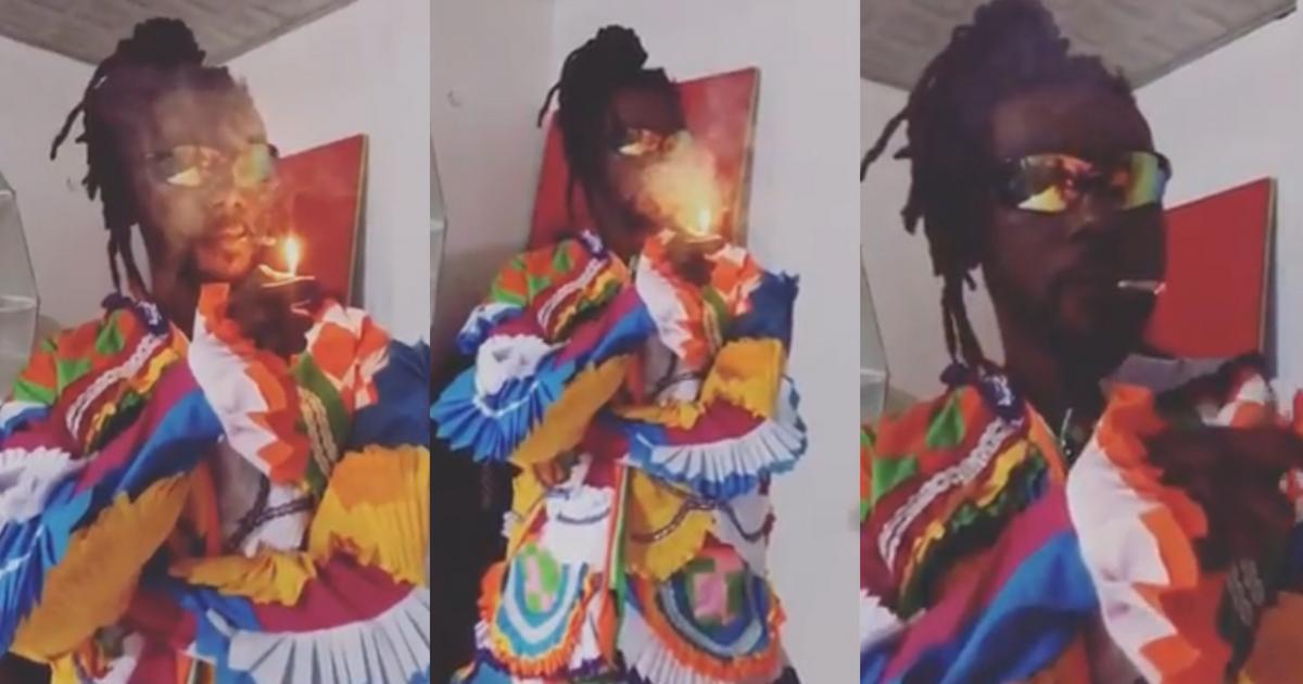 Pappy Kojo Calls Trouble For Himself