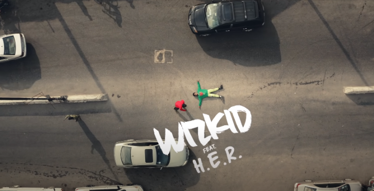 Watch: Wizkid Ft H.E.R. – Smile (Download Mp4)