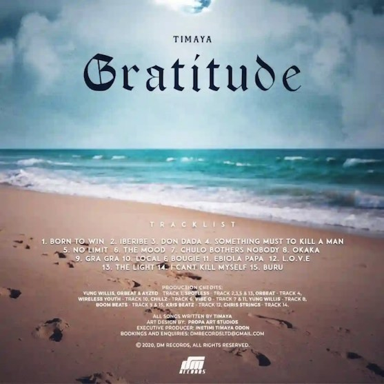 download-full-album-timaya-gratitude