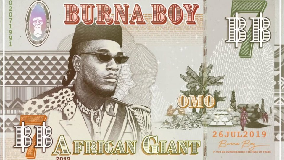 Burna boy Omo Mp3 Download