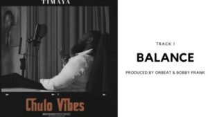 Timaya Balance Mp3 Download