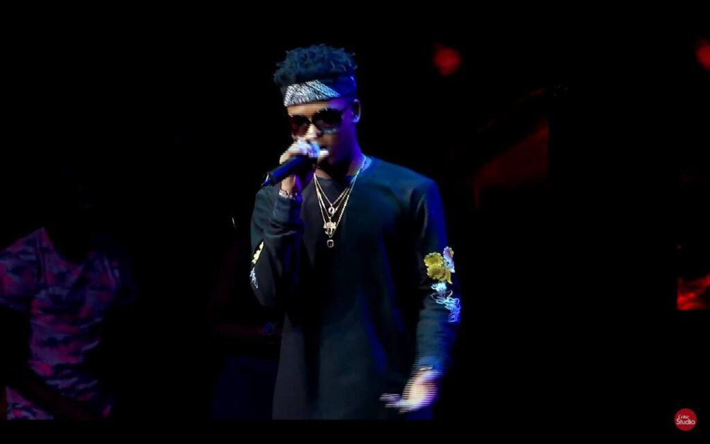 Nasty C mad over you Mp3 Download