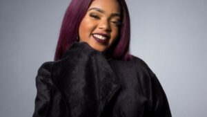 Shekhinah Different ft Mariechan
